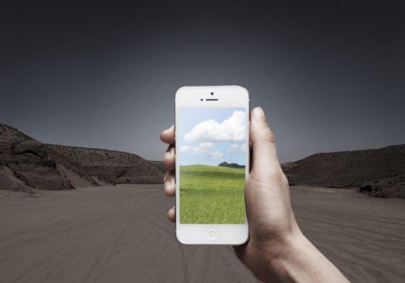 勝手に変わる!iPhoneのスクリーンの明るさが変わる2つの理由