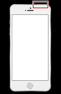 iPhone5、iPhoneSEの再起動